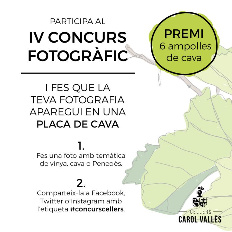 IV concurs de fotografia