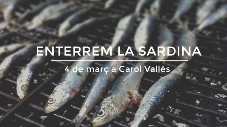 Enterrem la sardina