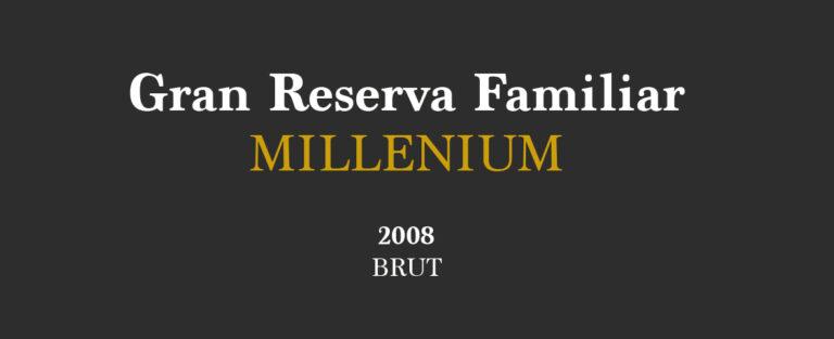 5 de novembre: presentació i tast gratuït del Gran Reserva Familiar – Millenium