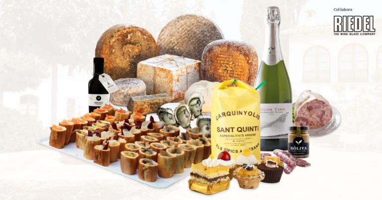Tenim una cita el diumenge 3 de juny al Mercat Gastronòmic: cava maridat amb els millors productes del territori